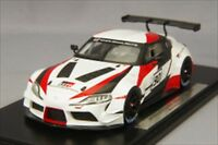 1/43 Toyota GR Supra Racing Concept Gazoo Racing Resin model Spark 2018 NEW