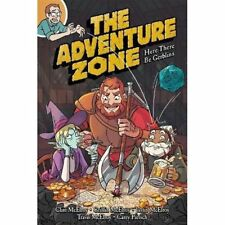 The Adventure Zone : Here There Be Gerblins by Justin McElroy BRAND NEW