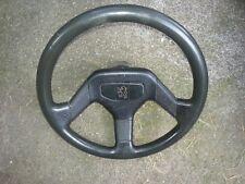 Peugeot 205 gti cabrio XS 1,9 rally volante sterzo con clacson trombe manubrio