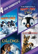 4 Film Favorites Critters with Character Collection (DVD 4 Discs) FREE Ship