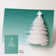 Pure Alchemy - Paper Engineered Cards - Oh Christmas Tree - Up-Wp-Al-016
