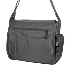 Men Nylon Outdoor Sport Shoulder Bag Casual Small Travel Crossbody Bag