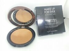 MAKE UP FOR EVER Paris Bronze Fusion Undetectable Bronzer Compact Waterproof 11g