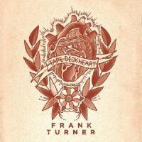 FRANK TURNER - TAPE DECK HEART  CD  12 TRACKS CLASSIC ROCK & POP  NEW!
