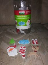 Creatology Christmas Holiday Noel Foam Stickers 119 Value Pack Arts & Crafts.