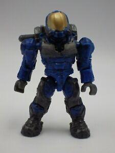 Figurine MEGA Block MEGA Construx Halo Soldier + Sack Blue 5cm