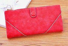 Envelope Purse Clutch Bag Card Wrist Wallet Case for iPhone 6 Samsung S5 Note 3 Lemon