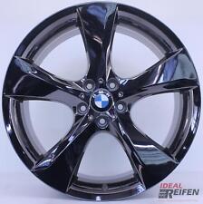 ORIGINALE BMW 19 pollici 3er e90 e91 e92 e93 FACELIFT Cerchi In Lega Styling 311 Nero
