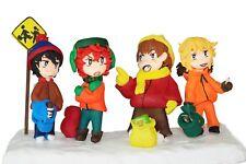 South Park Stan Kyle Cartman Kenny Figuren Figure Doll Set Resin Clay Handmade