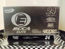 2009 JEFF GORDON RCCA ELITE DUPONT GATORADE DUAL RACED WIN 1:24