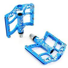 Wellgo B263 Aluminum Platform/Flat Pedals , Blue