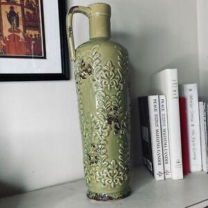 decorative ceramic vase jug