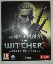The Witcher 2 Big Box PC/Chinese Vision/Version Chinoise