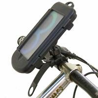 Waterproof Cycle Bike Locking Strap Tough Case Mount for Galaxy S8