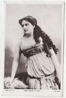 MAXINE ELLIOTT - Actress - 1906 used Davidson real photo postcard