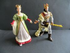 PAPO KING IVAN 39047 & QUEEN MARGUERITE 39006 FIGURES