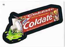 2006 Topps Wacky Packages Series 3 Coldate Toothpaste Trading Card 16 ANS3