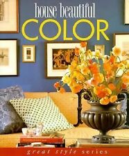 House Beautiful: Color (Great style series) Clark, Sally Hardcover