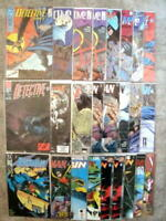 DC- Detective Batman & Robin Annual Comics & More LOT 25 Bag & Board *FREE SHIP*
