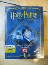 dvd ultimate édition harry potter a l'ecole des sorciers,sous blister