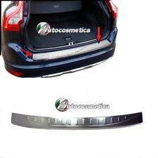 modanatura  protezione paraurto posteriore in acciaio cromo Volvo XC60 2014->
