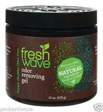 Fresh Wave Odor Neutralizing Remover Crystal Gel 15oz