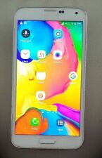 Samsung Galaxy S5 SM-G900A - 16GB - Shimmery White (AT&T) Smartphone