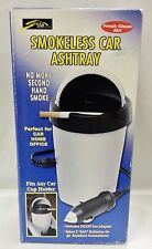 2X SMOKELESS CAR ASHTRAY No More Second Hand Smoke Car, Home & Office Free Ship