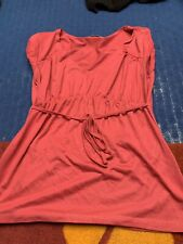 Asda George femme rouge taille 8 Top. BELLE COUPE. Travail Bureau