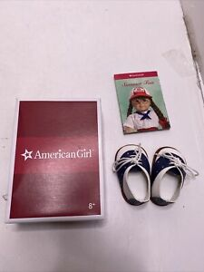 American Girl Clothes - M - Saddle Shoes