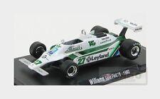 Williams F1 Fw07B Albilad #27 Alan Jones 1980 World Champion Edicola 1:43 GL05