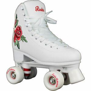 Rookie Rollerskates Rosa Damen-Rollschuhe Skates Roll-Schuhe Rollbahnschuhe NEU