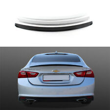 New Rear Trunk Wing Lip Roof Spoiler Painted for Chevrolet Malibu 17-18