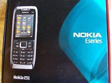 NOKIA E51 NUOVO CONFEZIONE ORIGINALE anche E52 Telefono Cellulare