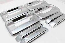 FORD F-150 SUPER CREW TRUCK 2004 - 2011 TFP CHROME DOOR HANDLE COVER