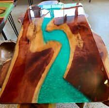 Epoxy, River Coffee Table