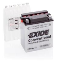Batterie moto Exide YB12AL-A2 EB12AL-A2 12V 12AH 150A 135X80X160MM ACIDE OFFERT