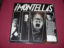 The Montellas: Live orig 1986 Sign Records mini LP