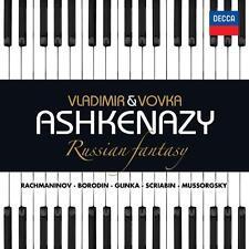 Klaviermusik CDs aus Russland's Musik