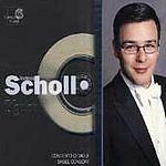 Scholl Andreas-Kantaten (UK IMPORT) CD NEW