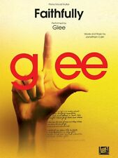 Faithfully Sheet Music Performed in Glee Piano Vocal Journey NEW 002501576