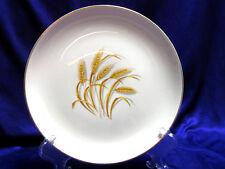 "6 Homer Laughlin Golden Wheat China 9"" Dinner Plates"