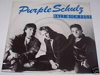 """Purple Schulz - Halt mich fest / Das kleine Herz -  7"""""""