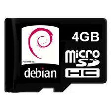 Micro SD card 4 GB Debian per Arietta G25 - SCHEDA DI MEMORIA - DEBM4G-ARIETTA
