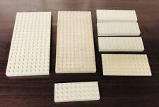 LEGO 3029 bauplatten plaques Plaque de Base Plate 4x12 vieux gris clair 1 Pièces 66