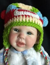 """Reborn Baby Boy """"Max"""" - Doll Therapy for People with Alzheimers & Caregivers"""
