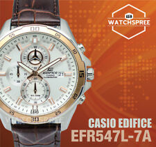 Casio Edifice Chronograph Watch EFR547L-7A