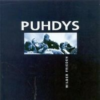 "PUHDYS ""WILDER FRIEDEN"" CD NEUWARE"