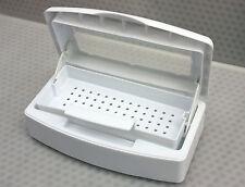 Studio Desinfektionswanne Sieb für Fußpflege Instrumente Nagelzange Fräser Box