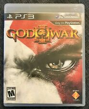 God Of War 3 (Ps3) - Kratos - Mythology - Very Nice Condition -